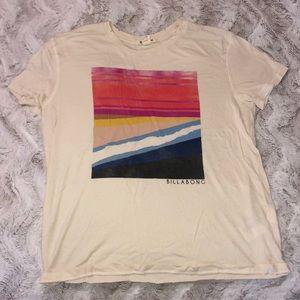 BILLABONG women's t shirt size M